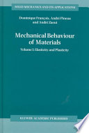 Mechanical Behaviour of Materials Book