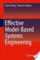 Effective Model-Based Systems Engineering