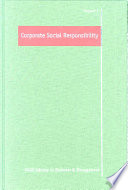 Corporate Social Responsibility: Theories and concepts of corporate social responsibility