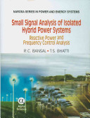 Small Signal Analysis of Isolated Hybrid Power Systems