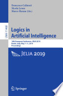 Logics in Artificial Intelligence Book