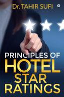 PRINCIPLES OF HOTEL STAR RATINGS Pdf/ePub eBook