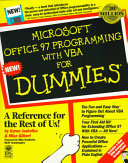 Microsoft Office 97 Programming with VBA for Dummies