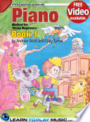Piano Lessons for Kids   Book 1 Book