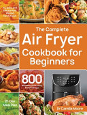 The Complete Air Fryer Cookbook for Beginners Book PDF