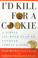 I d Kill for a Cookie Book