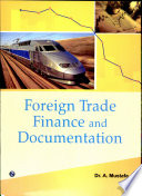 Foreign Trade Finance and Documentation