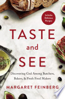Taste and See Book