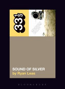 Book cover for LCD Soundsystem's Sound of Silver
