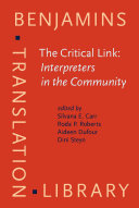 The Critical Link  Interpreters in the Community