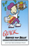 Quick Service that Sells