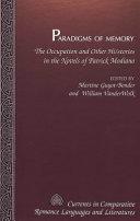 Paradigms of Memory