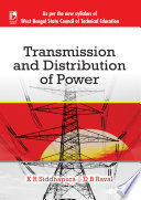 Transmission and Distribution of Power  WBSCTE