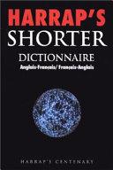 Harrap s Shorter Dictionary