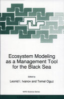 Ecosystem Modeling as a Management Tool for the Black Sea ebook