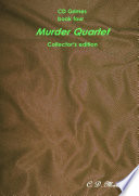 Cd Grimes Mysteries Book Four Murder Quartet Collector S Edition