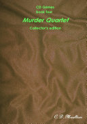 CD Grimes Mysteries book four: Murder Quartet collector's edition