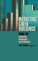 Marketing Green Buildings