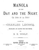 Manola, Or, The Day and the Night
