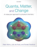 Quanta, Matter, and Change