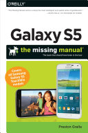 Galaxy S5: The Missing Manual [Pdf/ePub] eBook