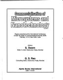 Commercialisation of Microsystems and Nanotechnology