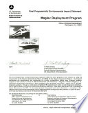 Maglev Deployment Program, Programmatic EIS