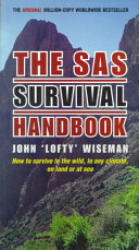 The SAS Survival Handbook Book
