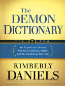 Pdf The Demon Dictionary