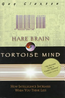 Hare brain tortoise mind guy claxton google books hare brain tortoise mind fandeluxe Images