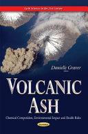 Volcanic Ash Book