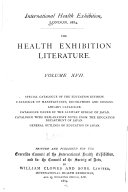 The Health exhibition literature  v  17