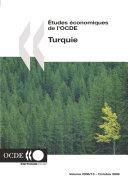Pdf Études économiques de l'OCDE : Turquie 2006 Telecharger