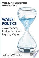 Water Politics Book PDF