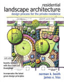 Residential Landscape Architecture [Pdf/ePub] eBook