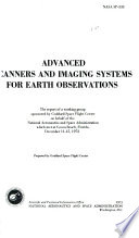 Advanced Scanners and Imaging Systems for Earth Observations