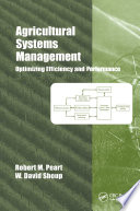 Agricultural Systems Management Book