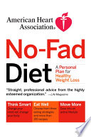 American Heart Association No Fad Diet Book