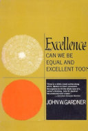 Pdf Excellence: Can We Be Equal And Excellent Too? Telecharger
