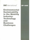 Environmental Sustainability in the Mobility Industry