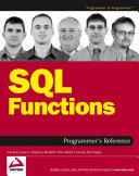 SQL Functions Programmer's Reference