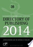 Directory Of Publishing 2014