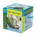 Puff, the Magic Dragon 42 Piece Puzzle