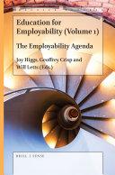 Education for Employability  Volume 1