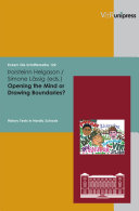 Opening the Mind or Drawing Boundaries?: History Texts in ...