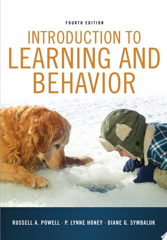 Introduction to Learning and Behavi