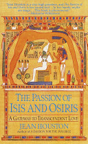 The Passion of Isis and Osiris Book