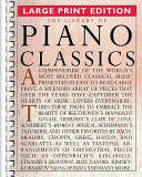 Library of Piano Classics