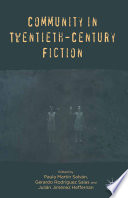 Community in Twentieth Century Fiction