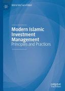 Modern Islamic Investment Management